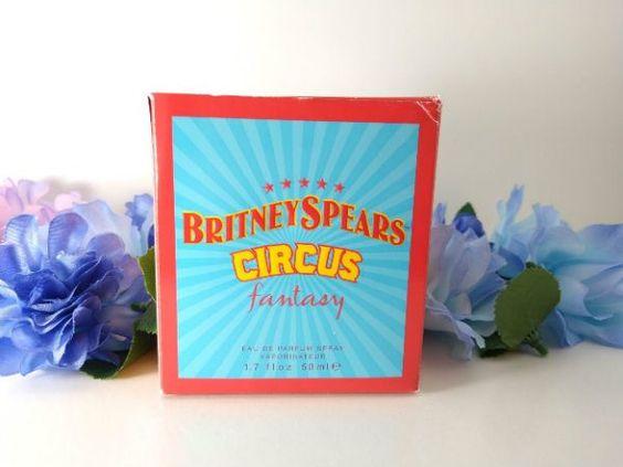 Casar É… » Arquivos » Perfume Fantasy Circus da Britney Spears (Resenha)