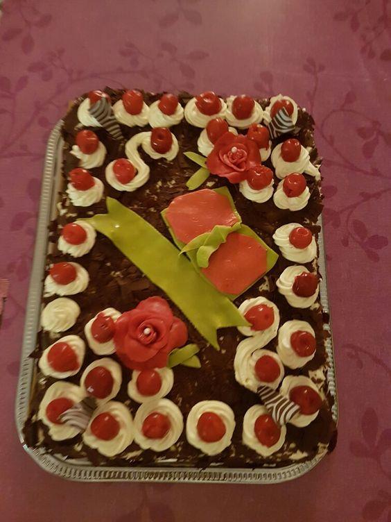 Geburtstag schwarzkuchen