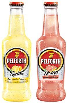 Summer Pelforth : Pelforth Radler Citron / Pamplemousse