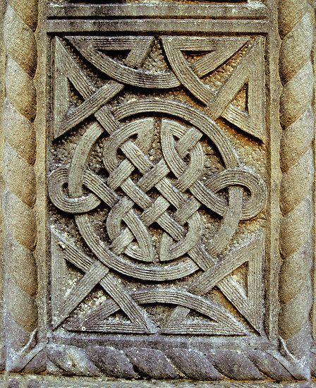 Celtic knotwork pinterest beautiful wood