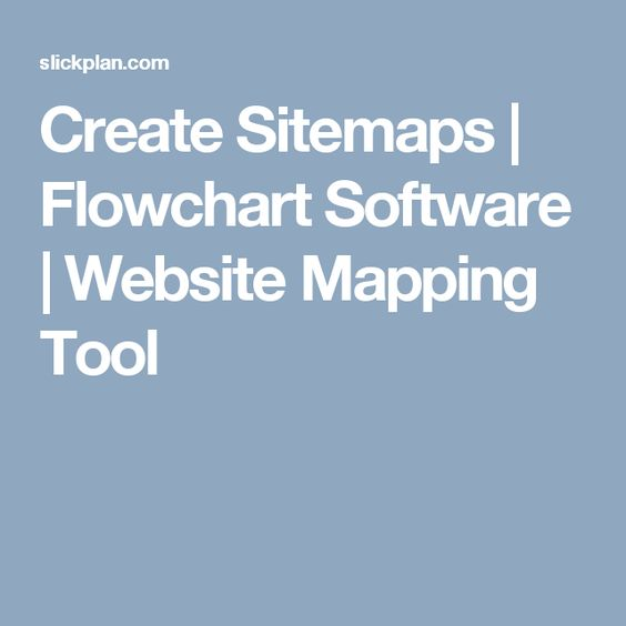 create sitemaps flowchart software website mapping tool mama knows business pinterest flowchart and software - Website Flowchart Software