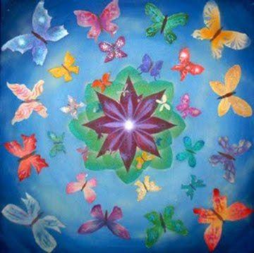 """Um jeito místico de ser: Dança *** É preciso manter os """"pés no chão, os olhos no horizonte e a mente nas estrelas"""""""