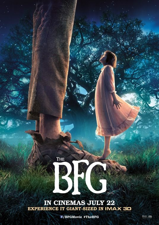 Click To View Extra Large Poster Image For The Bfg Bfg Movie Movie Posters Disney Live Action Movies