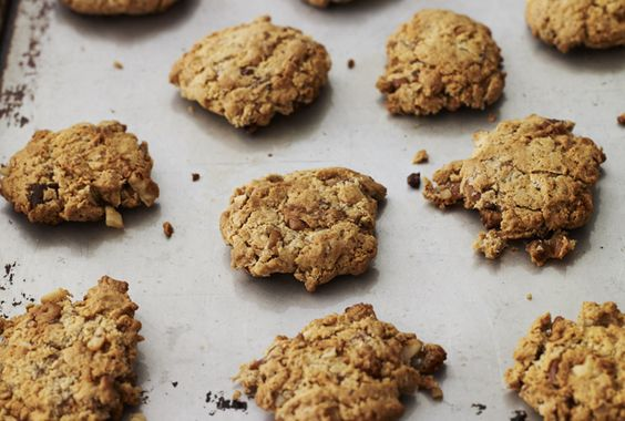 Fig Walnut Cookies: You won't feel guilty enjoying these cookies.