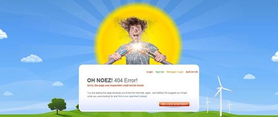 MyFreeLife 404 Error