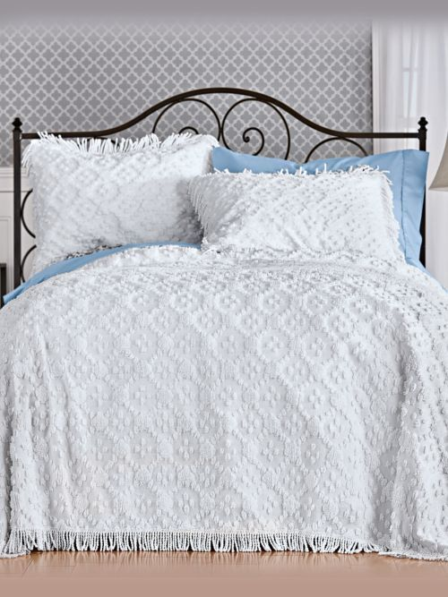 Bedspreads Chenille Bedspread And Ps On Pinterest