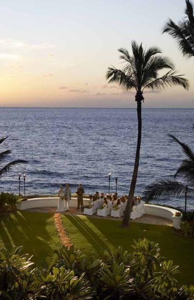 Maui Luxury Wedding Venue: The Fairmont Kea Lani