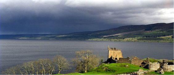 Lac du Loch Ness