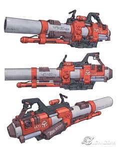exteel weapon designs - Google Search