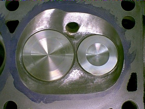 Https Www Cherokeeforum Com Attachments F2 32044d1292482641 Maximizing 4 0 Engine Output Intake Exhaust Valve Heads Block After Chamber Sides Polished Jpg