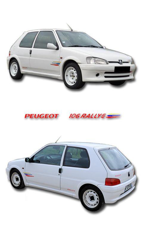 Peugeot 106 Rally Peugeot Suv Car Suv