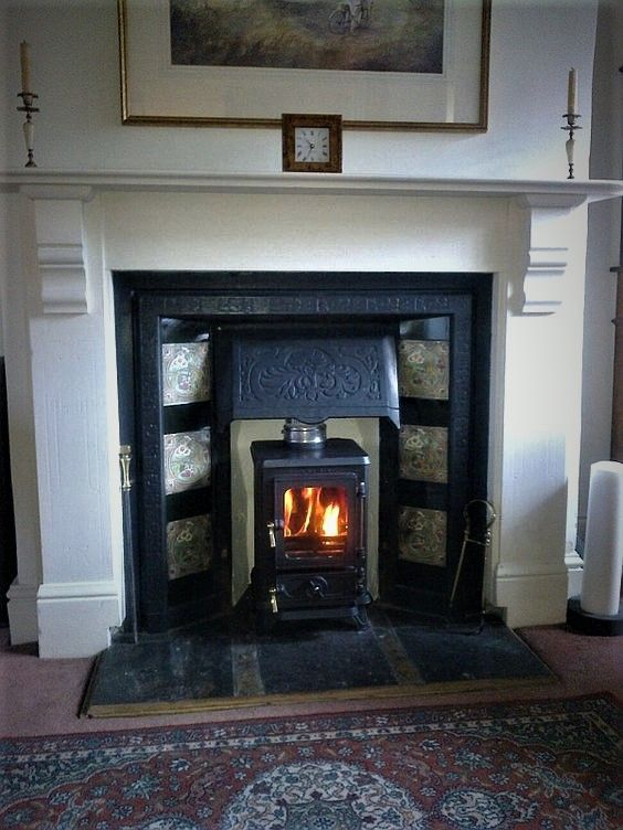 Woodburning Multifuel Defra Stoves For Traditional Fireplaces