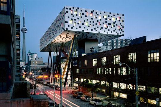 OCAD building, Toronto