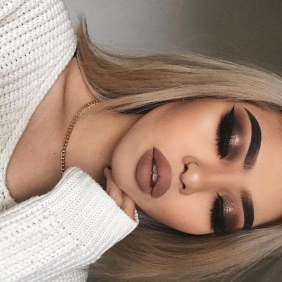 Epingle Sur Make Up