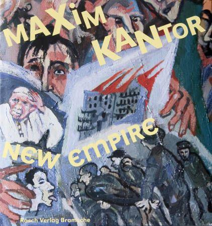 No seu novo romance, o pintor e escritor russo Maxim Kantor leva ainda mais longe a sua crítica radical do mundo contemporâneo. www.maximkantor.com