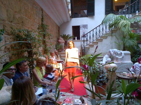 Fashion Show @ Museo Can Morey de Sant Marti Collection de Salvador Dali
