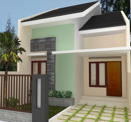 Desain Teras Rumah Minimalis Type 21 Rumah Minimalis Desain Rumah Minimalis Desain