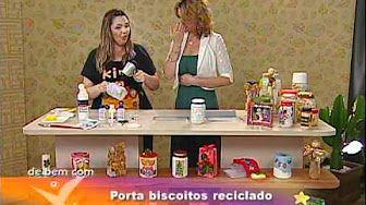 Manhã Viva: Artesanato - Craquelê em Vidro - YouTube