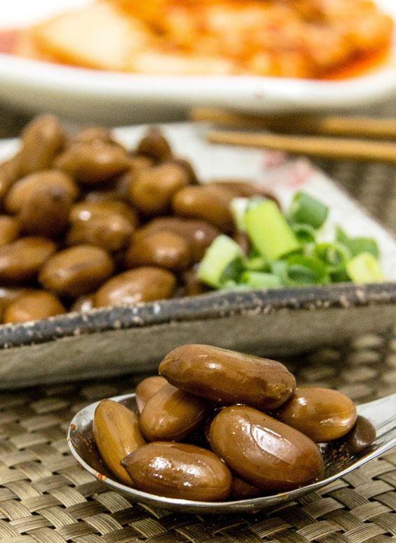 Peanut side dish