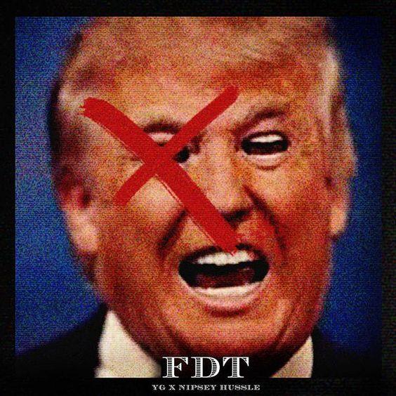 YG, Nipsey Hussle – FDT acapella
