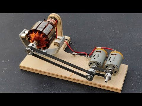 Powerful Free Energy Generating Electricity Using Armature Youtube Free Energy Free Energy Generator Energy Projects