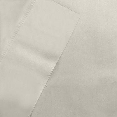 Veratex 600 Thread CountTencel Pillow Case Pair Color: