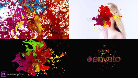 Flowers Logo Reveal - 21
