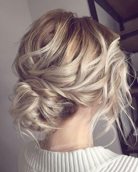 Ahh Natural Braided Updo Hairstyles Pinterest Messy Wedding Hair Wedding Hairstyles Updo Messy Medium Hair Styles