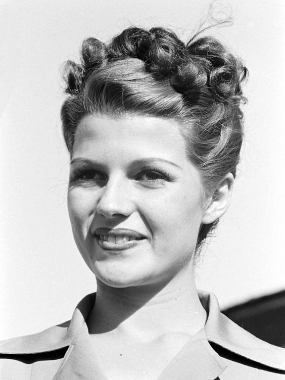 1940s hairstyles for womens to try once in lifetime rita 1940s hairstyles for womens to try once in lifetime rita hayworth casual updo and 1940s pmusecretfo Gallery