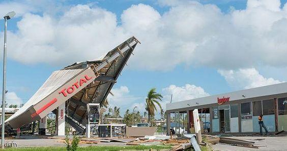 زلزالان عنيفان يضربان سواحل فيجي وتونغا - سكاي نيوز عربية