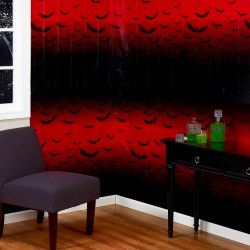 Frightful Fangs Halloween Room Roll for your Halloween decoration