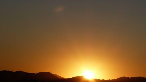 O nascer do SOL (Junho 2015)