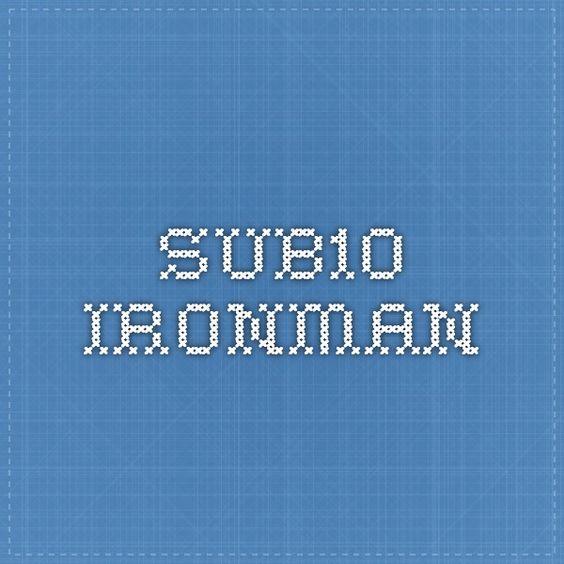 Sub10 Ironman