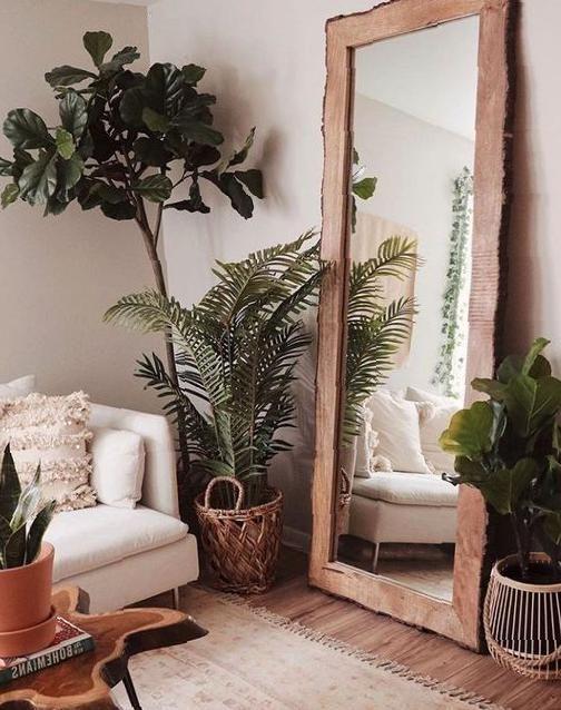 Full Body Mirror Feel The Beauty Of The Body Soshell Diy Apartment Decor Living Room Mirrors Decor