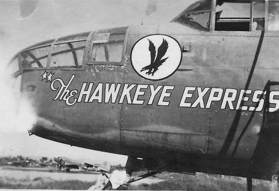 Aviação em Floripa: B-25 Mitchell e suas nose arts