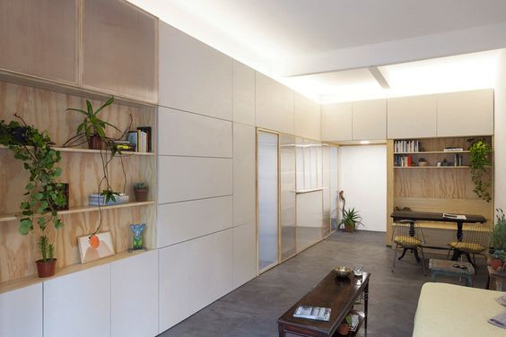 Thea Space / IR arquitectura | ArchDaily