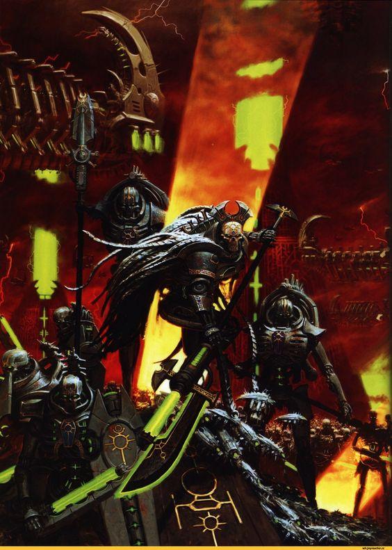necrons :: warhammer 40000