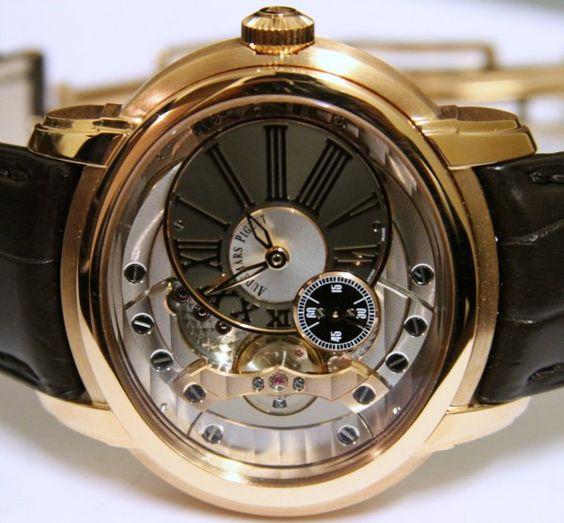 Audemars Piguet Millenary 4101 Watch | TechCrunch