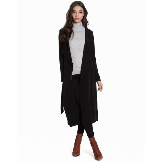 Black Long Coats