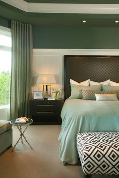 Private Residence Master Bedroom By Swanson Interior Design Group