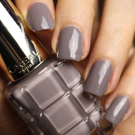loreal paris color riche le vernis lhuile 664 greige - Vernis L Oral Color Riche
