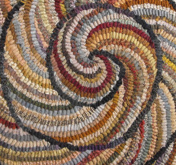 rug hooking:
