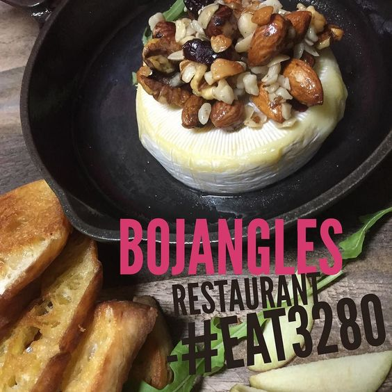 #eat3280 #jangles3280 #bojangles #bakedbrie #deeznuts #warrnambool #warrnamboolrestaurants #love3280 by destinationwarrnambool