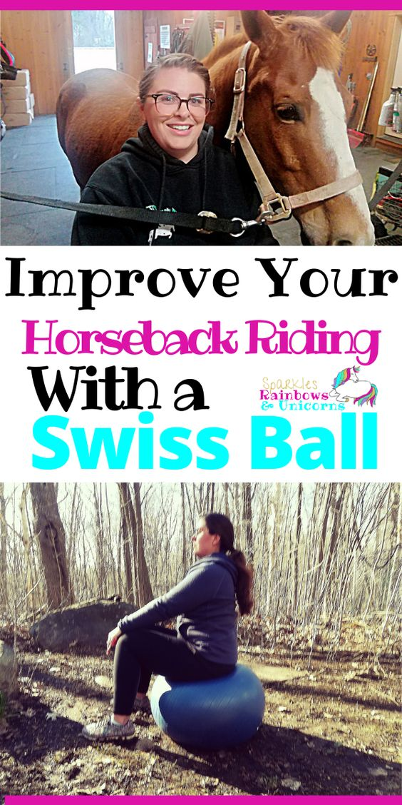 Do you want to be able to practice horse riding at home? Maybe you want  to ride more but you aren't able to for one reason or another? Maybe you  want to practice riding off the horse to develop more confidence in the  saddle? Are you frustrated that you aren't improving in your riding as  fast as you would like? One of the best things you can do to improve  your horse riding skills from home is by doing certain helpful exercises  with a cheap exercise ball.