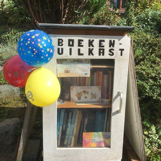 Boekenruilkast Tervuren