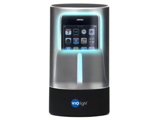 uv cell phone sanitizer ~ by violight
