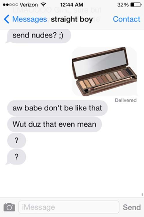 Funny texts to send to girls