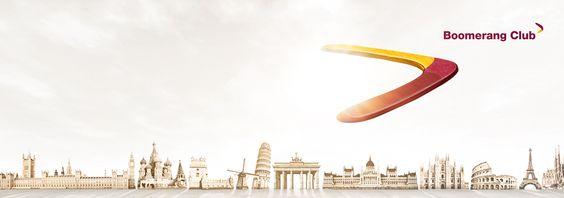 Boomerang Club - Vorteile - Eurowings