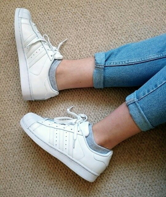 adidas superstar all white price
