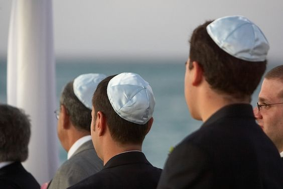 Rabbi Steinsaltz's guide to Jewish head coverings is directed at the newly observant Jew in an Orthodox setting who must decide what head covering he  ...